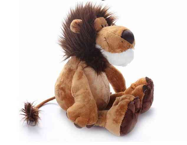 Stuffed Plush Doll - Jungle Series For Kids
