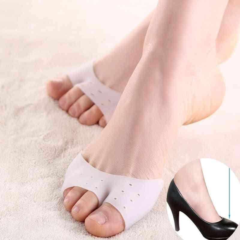 Toe Sleeve Foot Protection Ballet - High Heels Hallux Valgus Gel