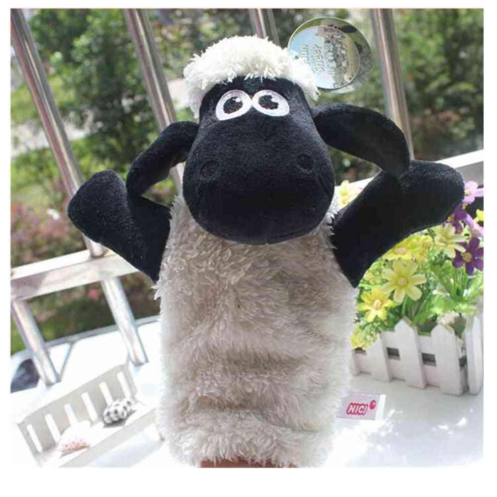 Cartoon Animals Doll Kids Glove Hand Puppets Soft Plush, Story Telling Learning Interesting