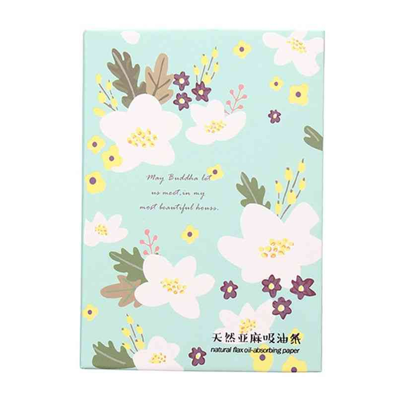 Tissue Papers Makeup Cleansing - Oil Absorbing Face Paper