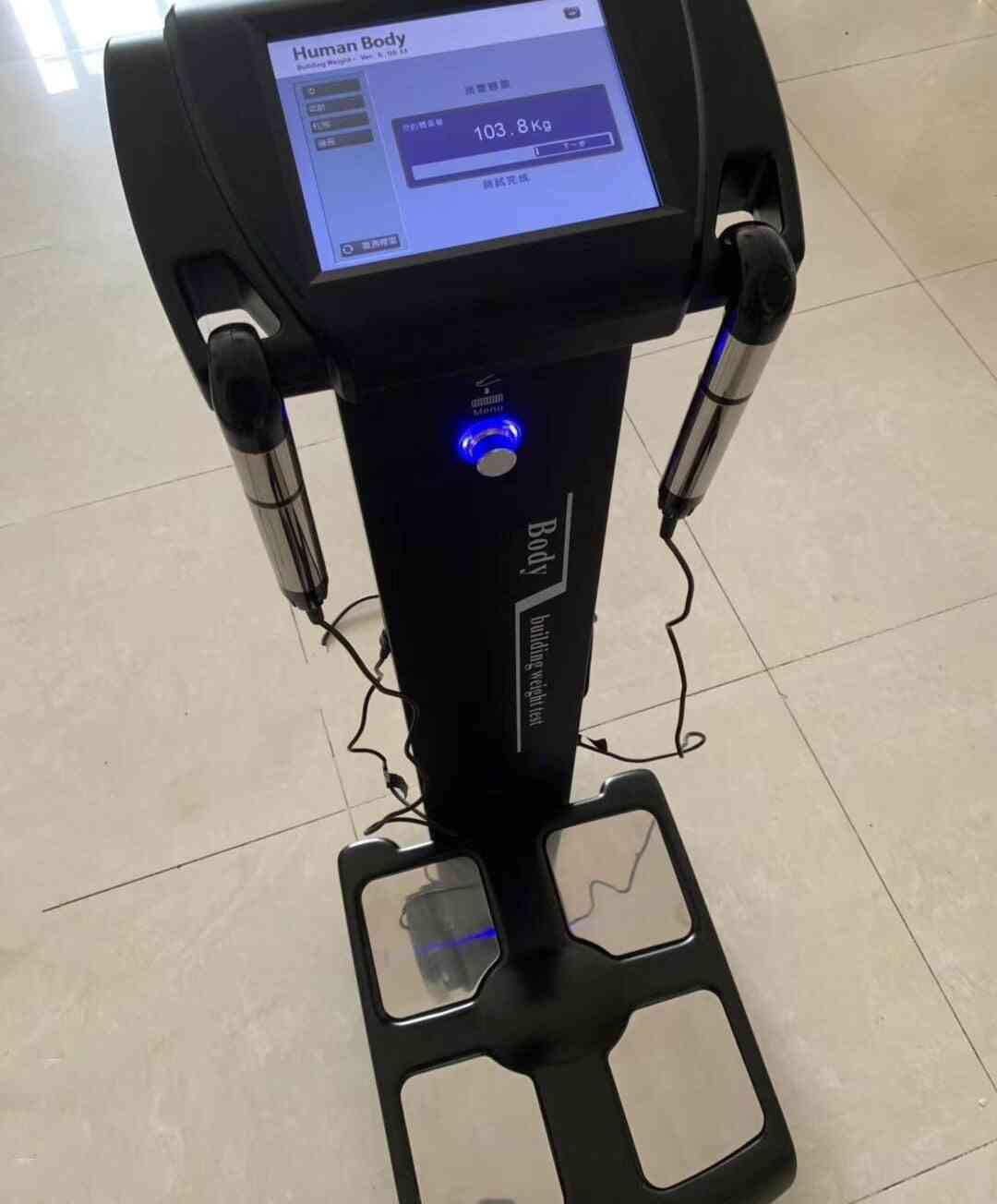 Sports Club Health Human Body Elements -analysis Weighting Scales Beauty Care For Weight Loss Body Composition Analyzer