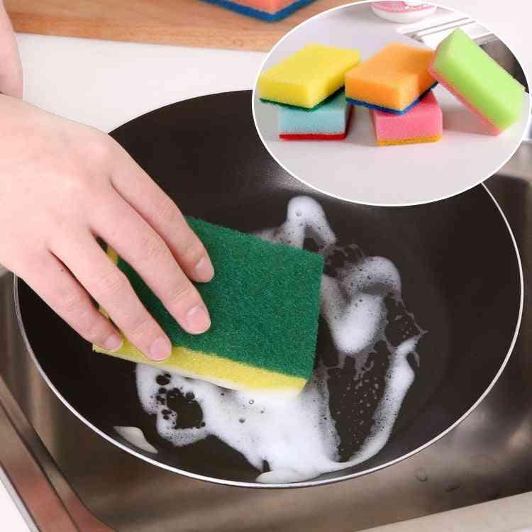 Magic Sponge Eraser Melamine Cleaner For Office And Bathroom