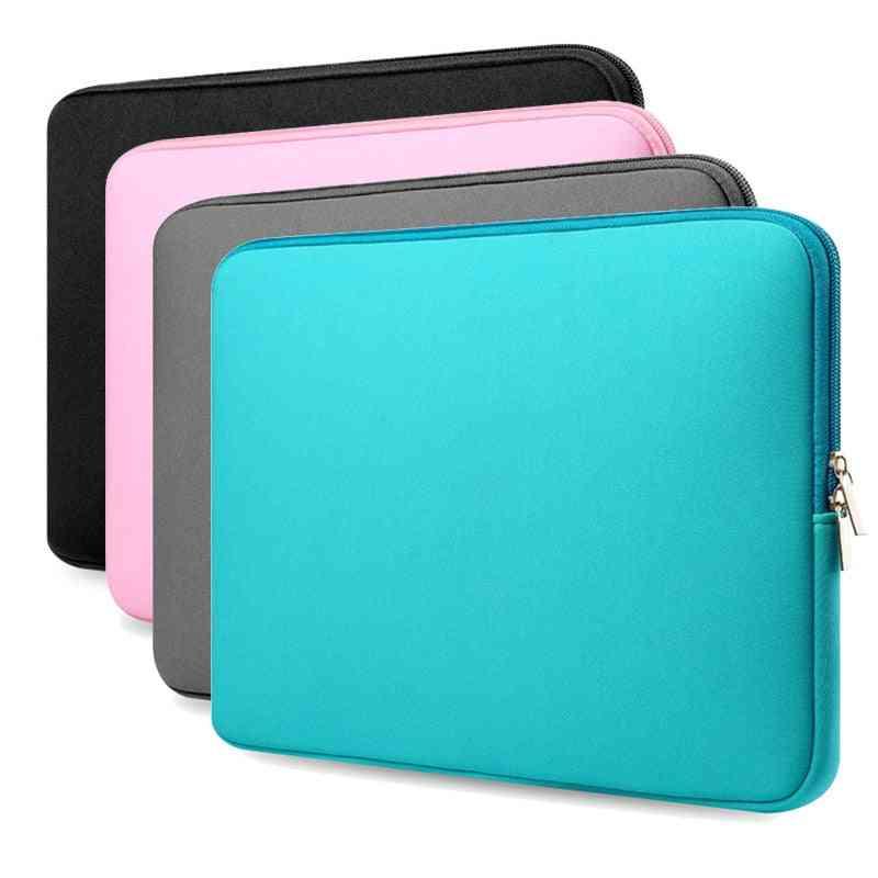 Portable Laptop Notebook Case Sleeve Computer Pocket