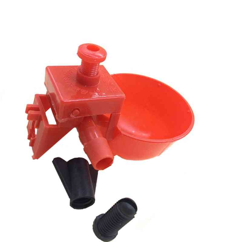 Drinking Water Bowls For Chicken / Hens  - Poultry Farm Animal Supplies