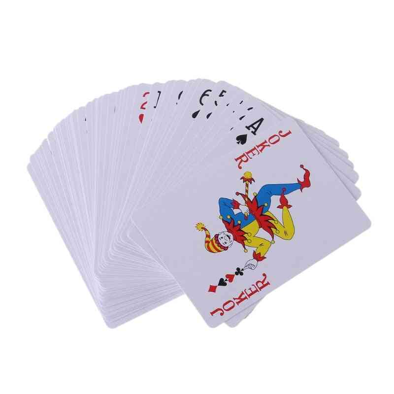 Secret Marked Poker Cards - See Through Playing Cards Magic