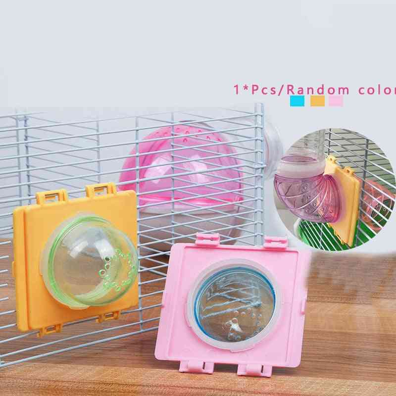 Hamster Interface Tunnel External Pipe Fitting Small Pet Toy Cages Accessories