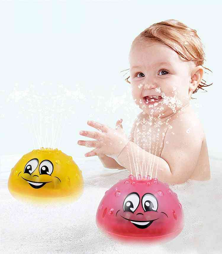 Shower, Pool, Bath, For Kids - Toddler Swimming Led Light Bathroom