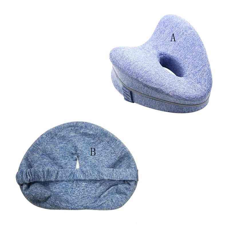 Memory Foam Leg Pillow Pillowcase
