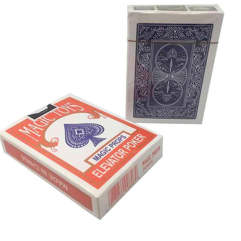 Magic Electric Deck Of Cards Prank Trick, Prop Gag