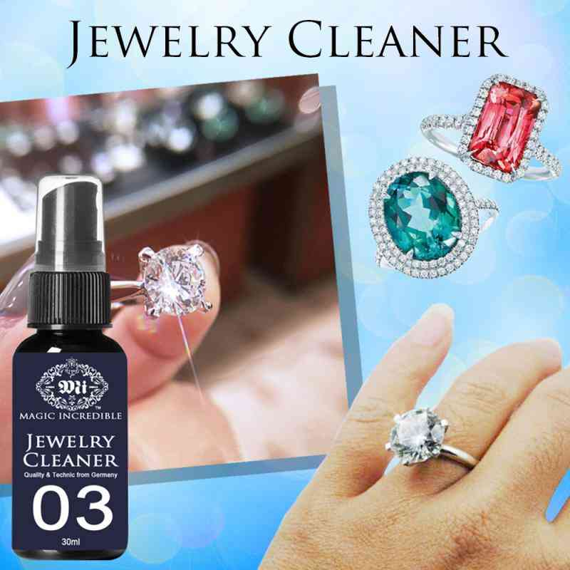 Jewelry Cleaning Versatile Rust Remover Anti Tarnish Protection Spray