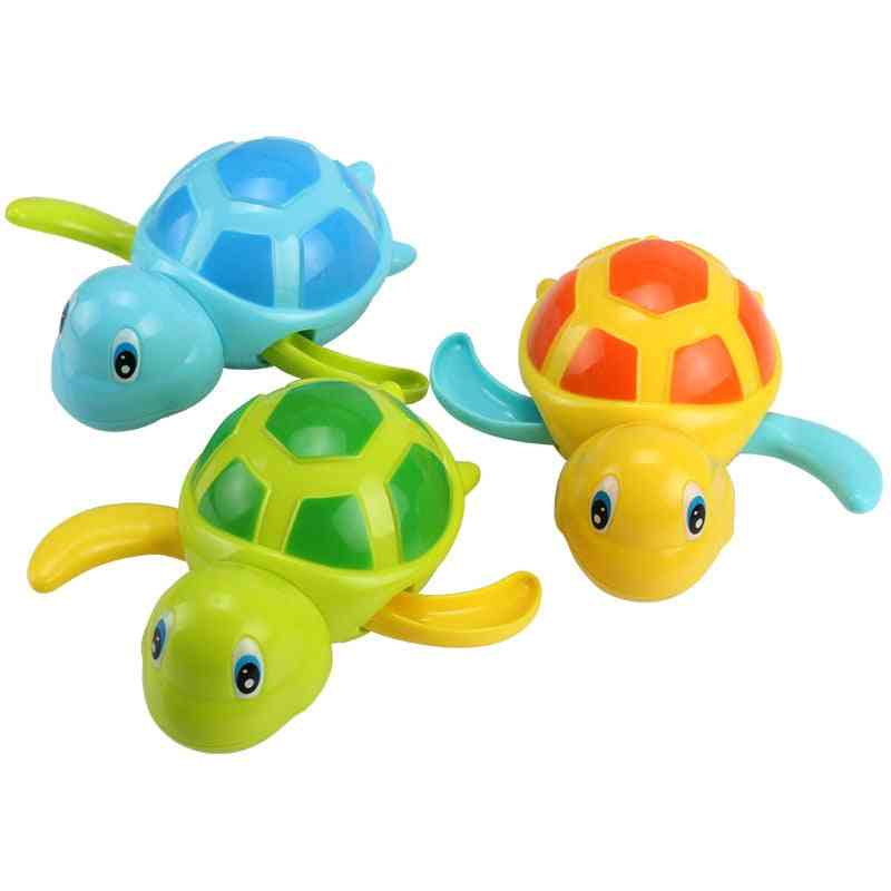 Cute Cartoon Animal - Swim Tortoise, Classic Water Toy For Toddlers