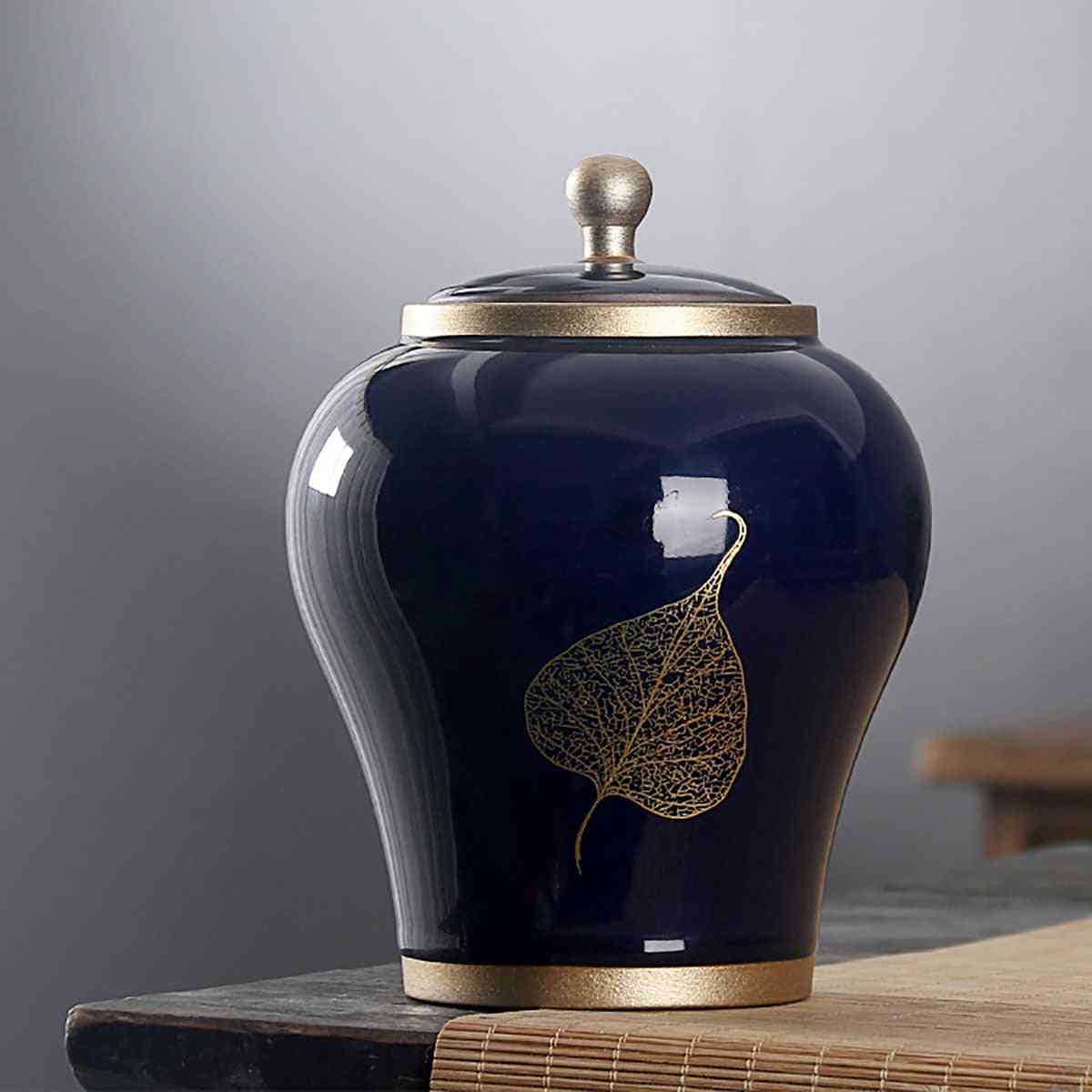 Pet Cremation Urn For Ashes Storage Tank