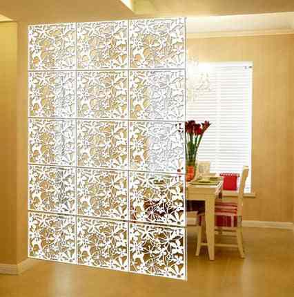 Hanging Wall Panels, Room Divider Fashion