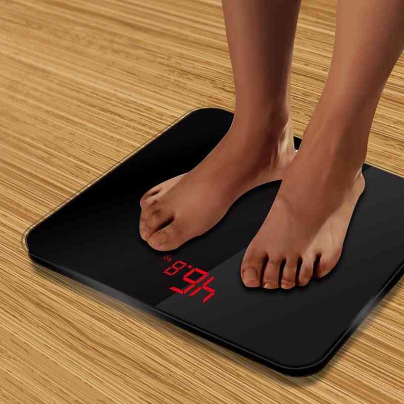 Smart Electronic Floor Body Led Display Digital Weight Scale