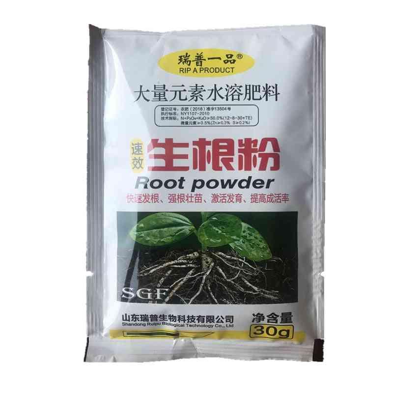 Rapid Rooting Powder - Plant Growth Regulator For Seedling Bonsai Tree