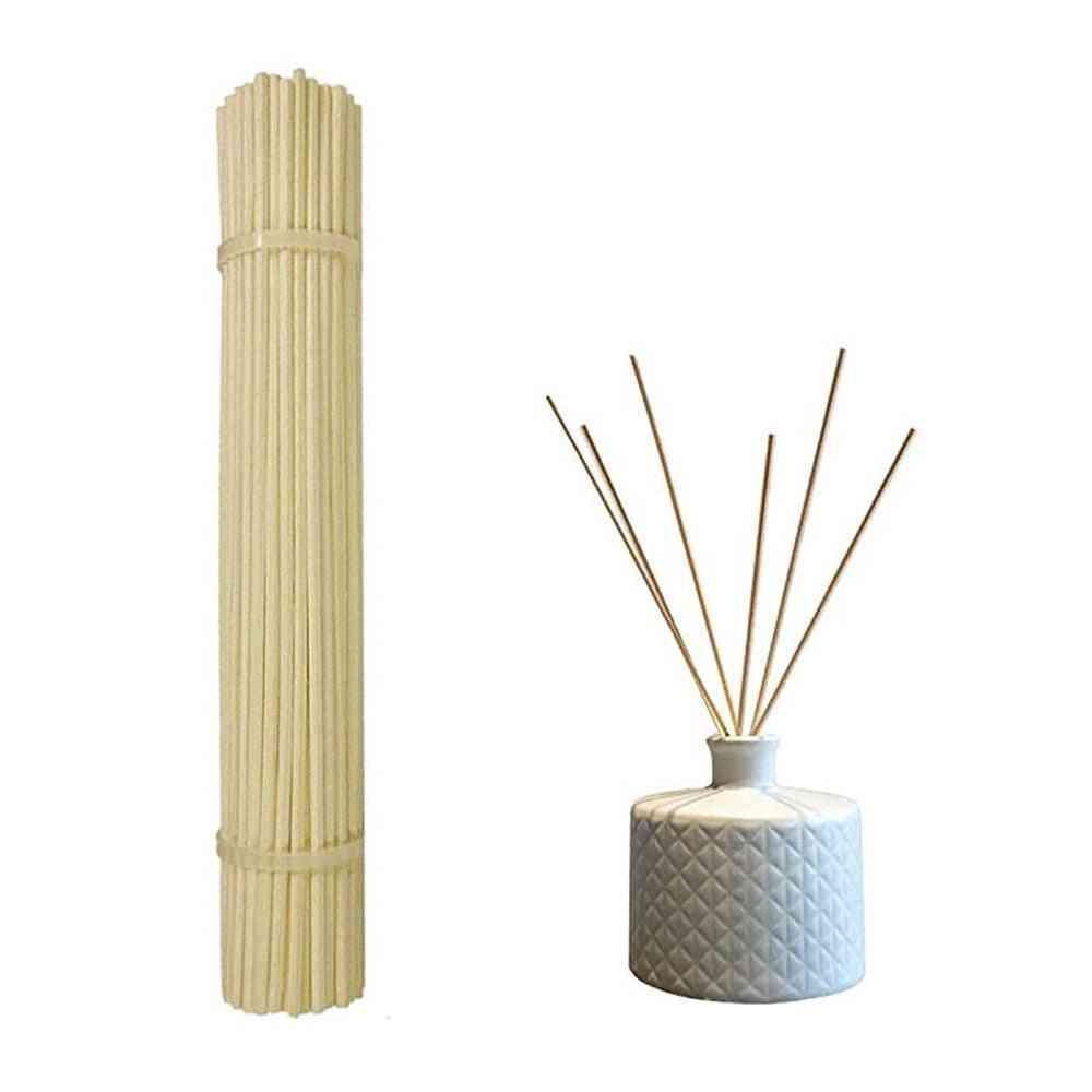 Natural Reed Fragrance Aroma Oil Diffuser Perfume Volatiles Rattan Sticks
