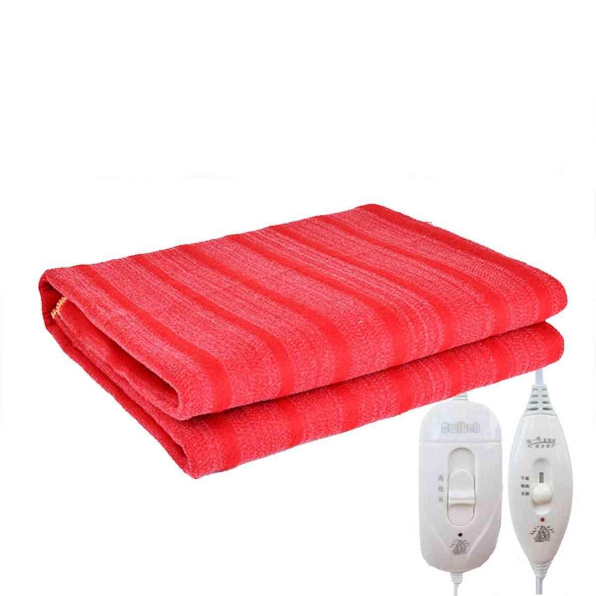 Winter Electric Blanket,  Single Body Warmer Thermostat
