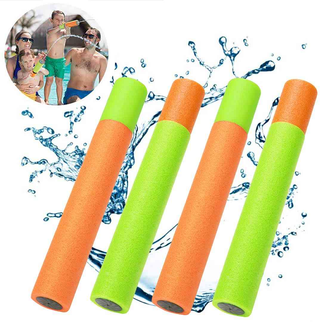 Foam Water Gun Pool, Summer Blaster Shooter Swimming - Outdoor Sport Water Game