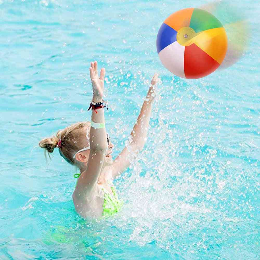 Colorful Inflatable Beach Balls For