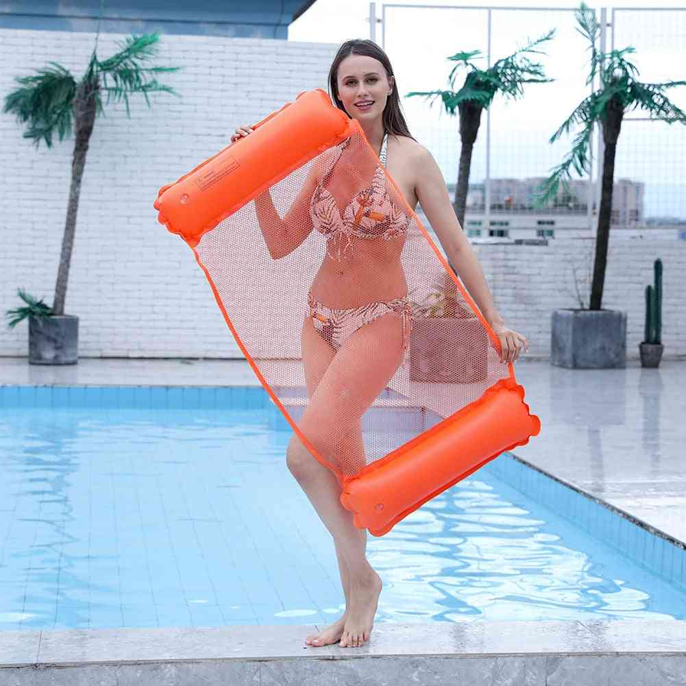 Inflatable Pool Water Hammock- Floating Lounge Chair
