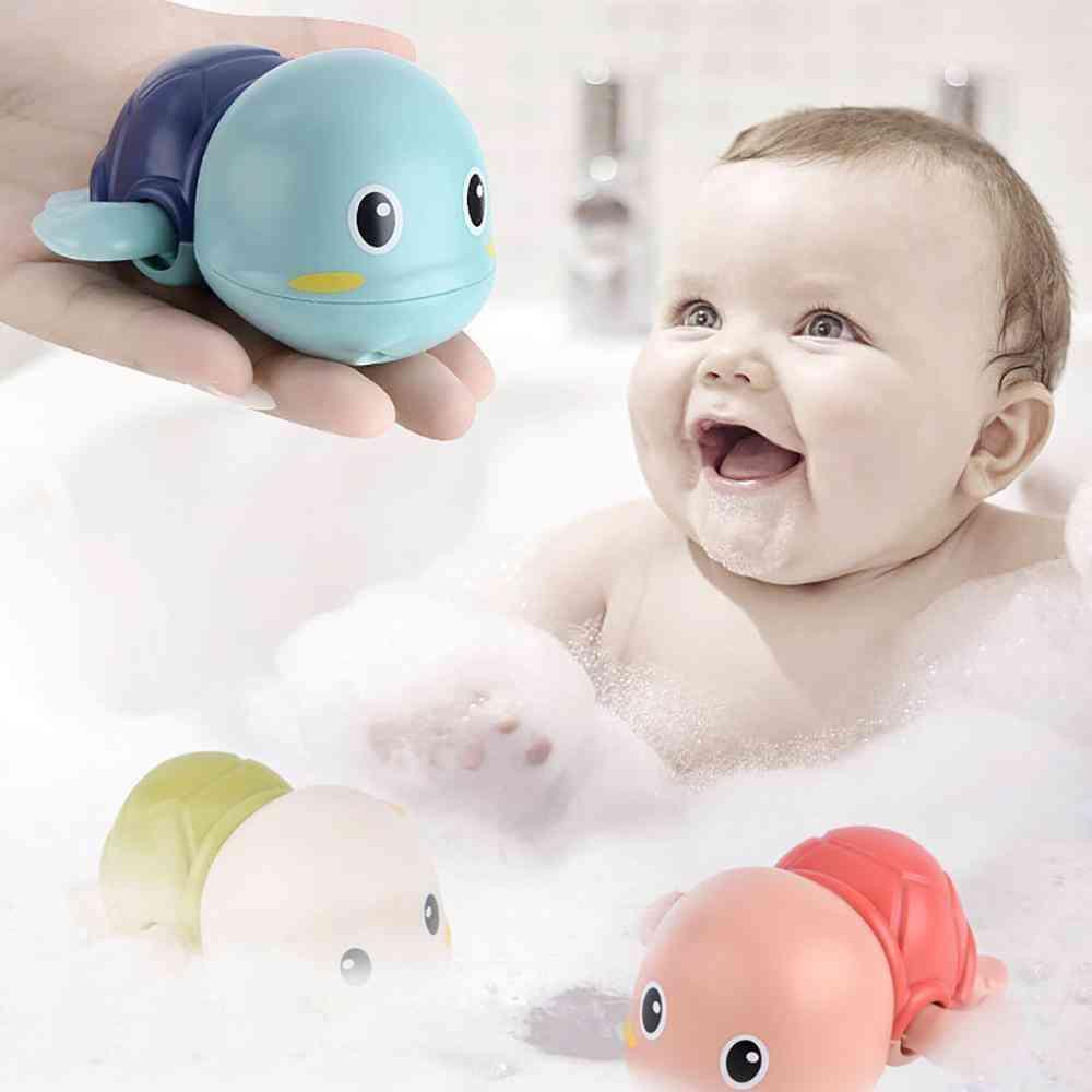 Bath Swimming, Pool Cute Wind Up Turtle Animal