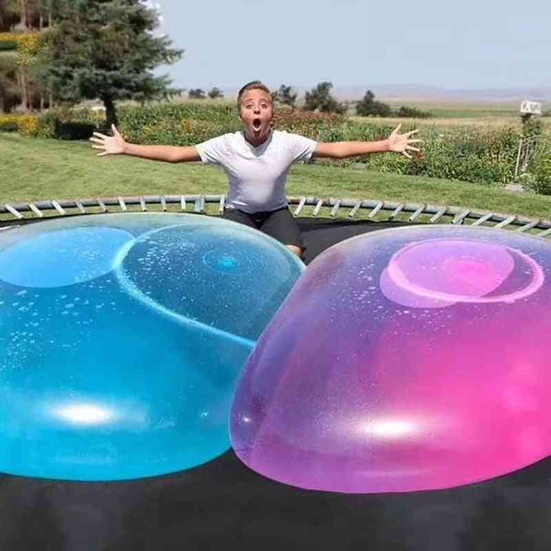 Inflatable Water Balloon Ball - Super Large Without Air Pump