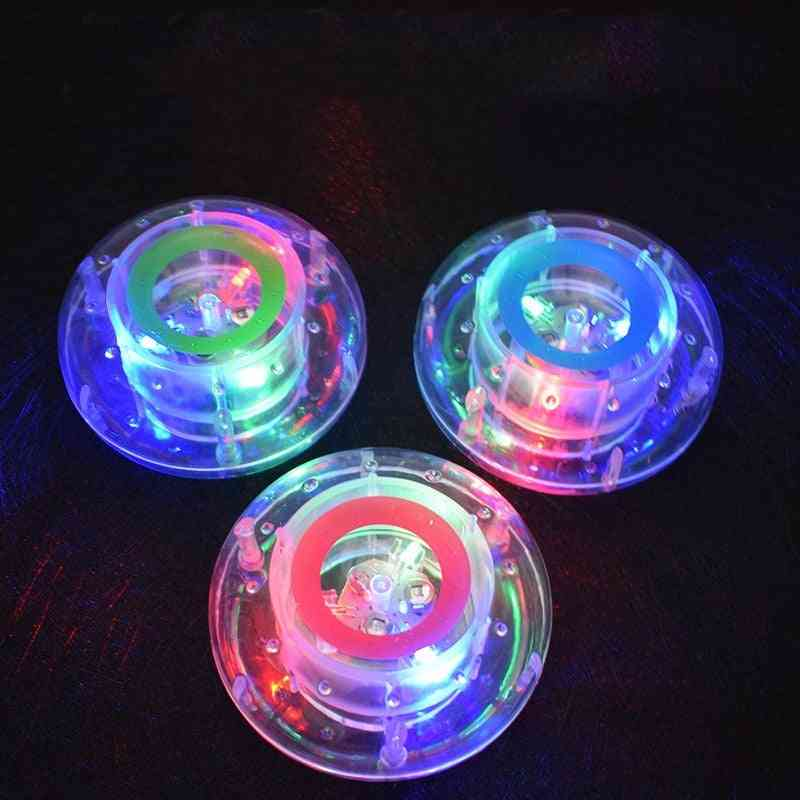 1 Pc Baby / Child Bathroom Led Light Toy Color Changing Luminous Bath Shower Floating