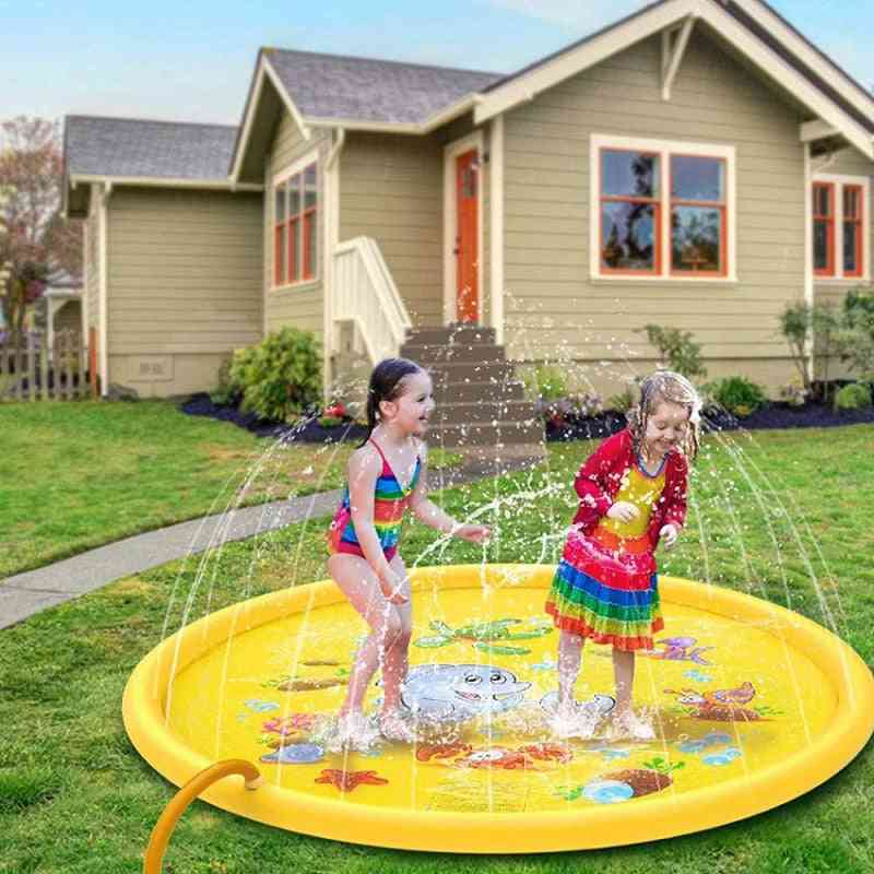 Water Mat For Baby Play Game Party
