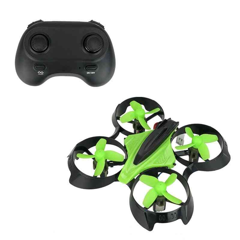6 Axis Headless, Mode One Key Return - Mini Quad Copter Rc Racing Drone