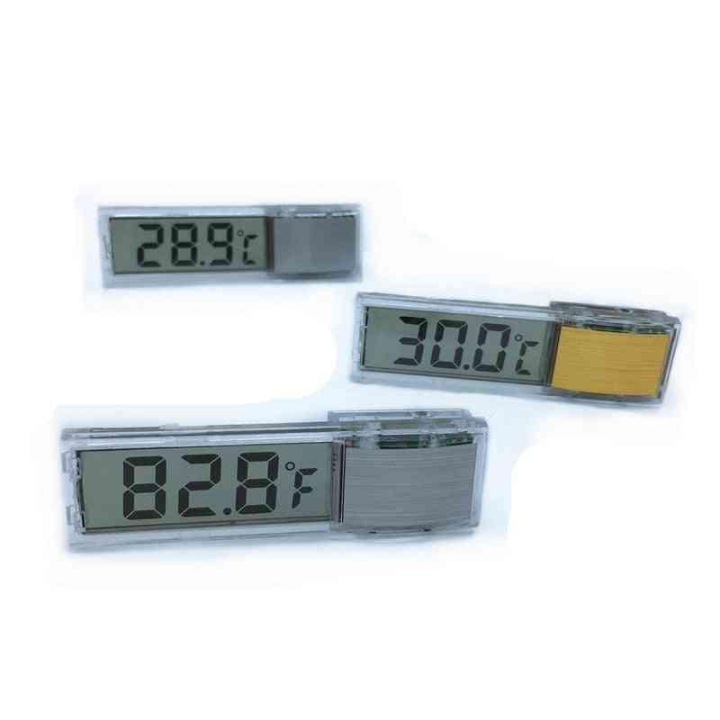 Waterproof Aquarium Thermometer - Digital Electronic Lcd