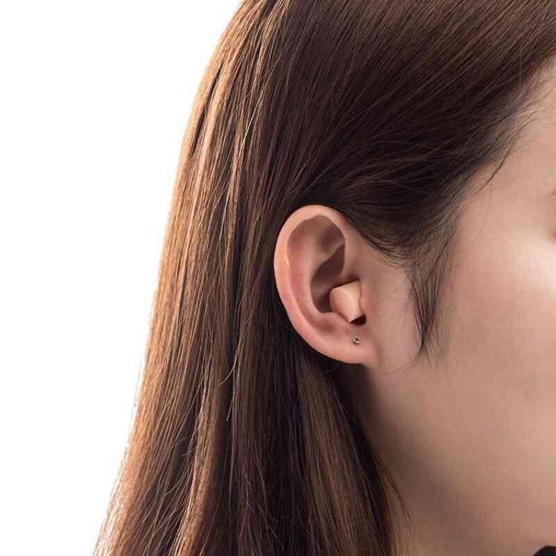 Soft Silicone, Soundproof Earplugs
