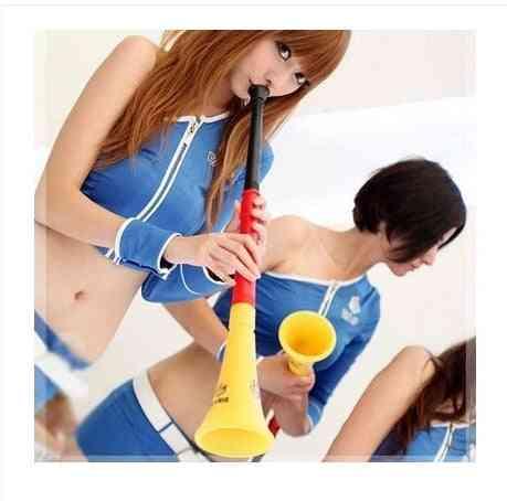 Big Plastic Cheer-up Horn-kid Trumpet