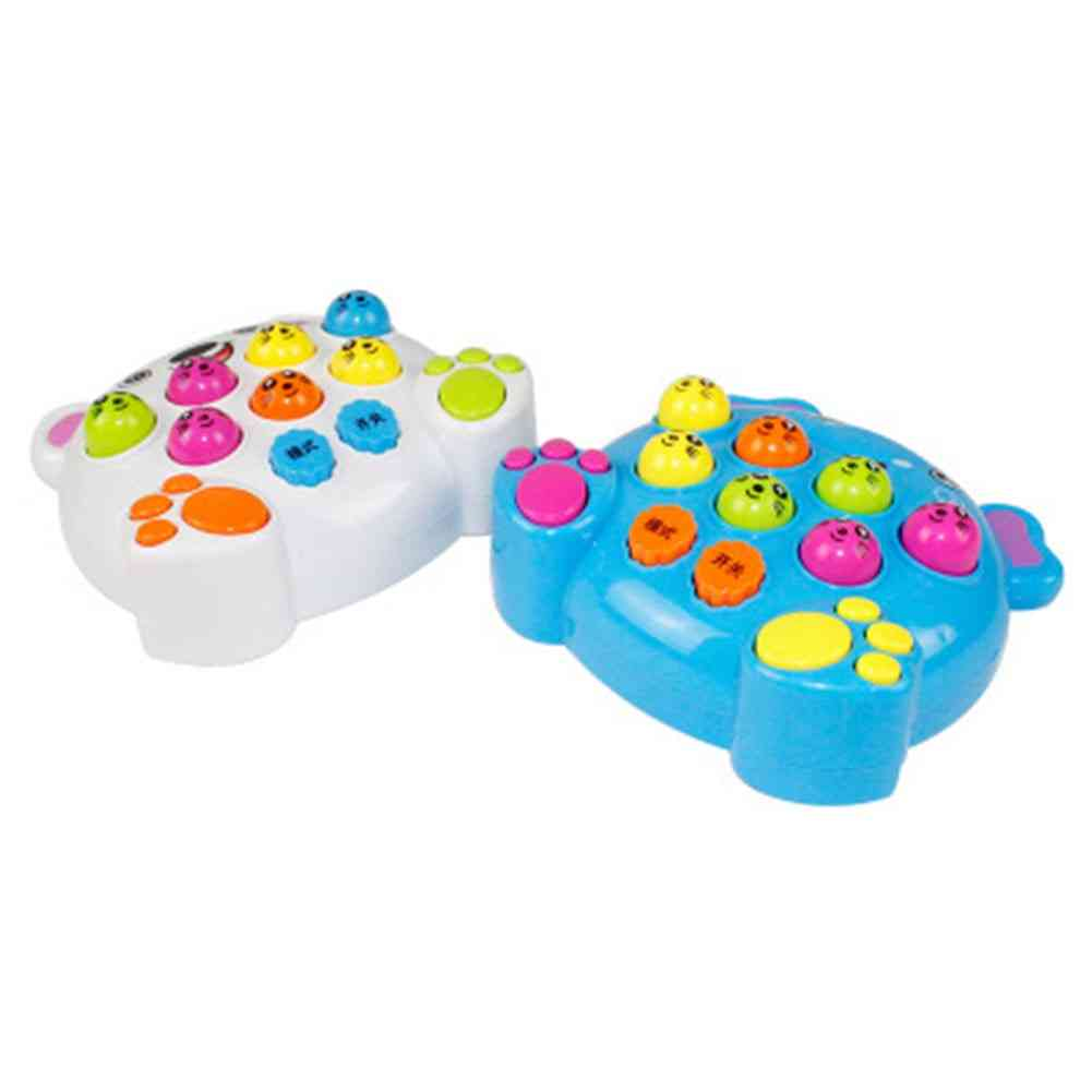 Musical Play Notes Hit Hamster Game, Games Baby / Kids Noise Maker