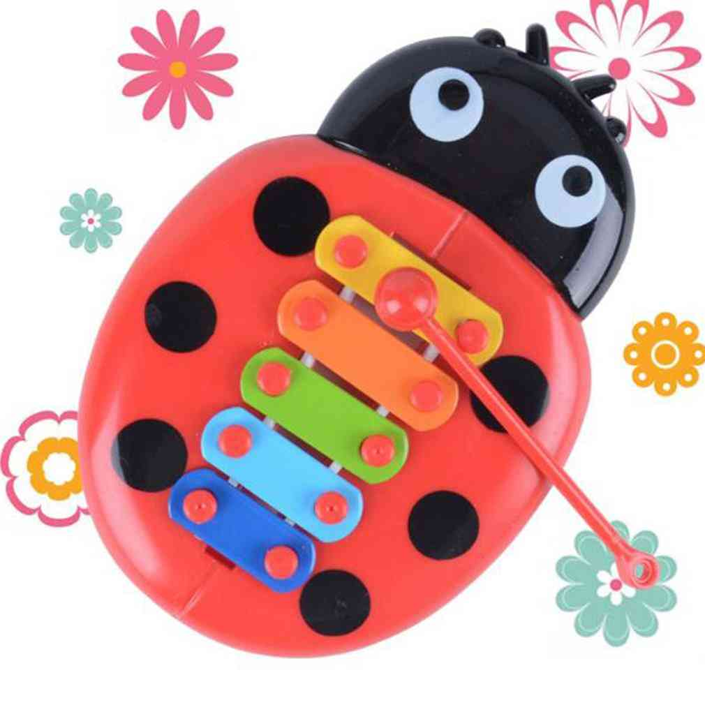 Hand Harp Boy Girl Musical Baby Toy - 8-note Xylophone