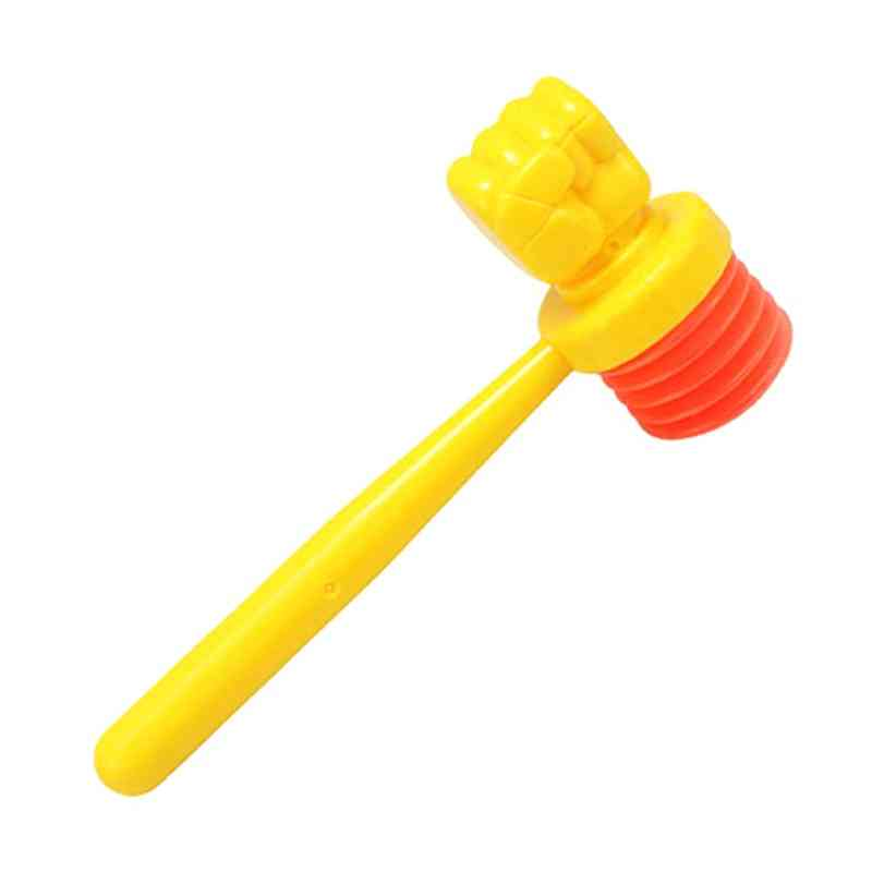 Hammer Noise Maker - Child Whistle Training Baby