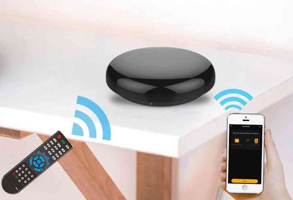 Wifi  Control Hub For Smart Home With Wireless R C