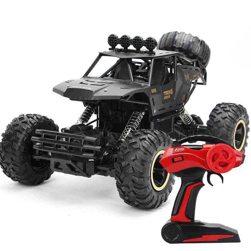 4wd, 2.4ghz Rc Car - Remote Control Model Off Road Vehicle