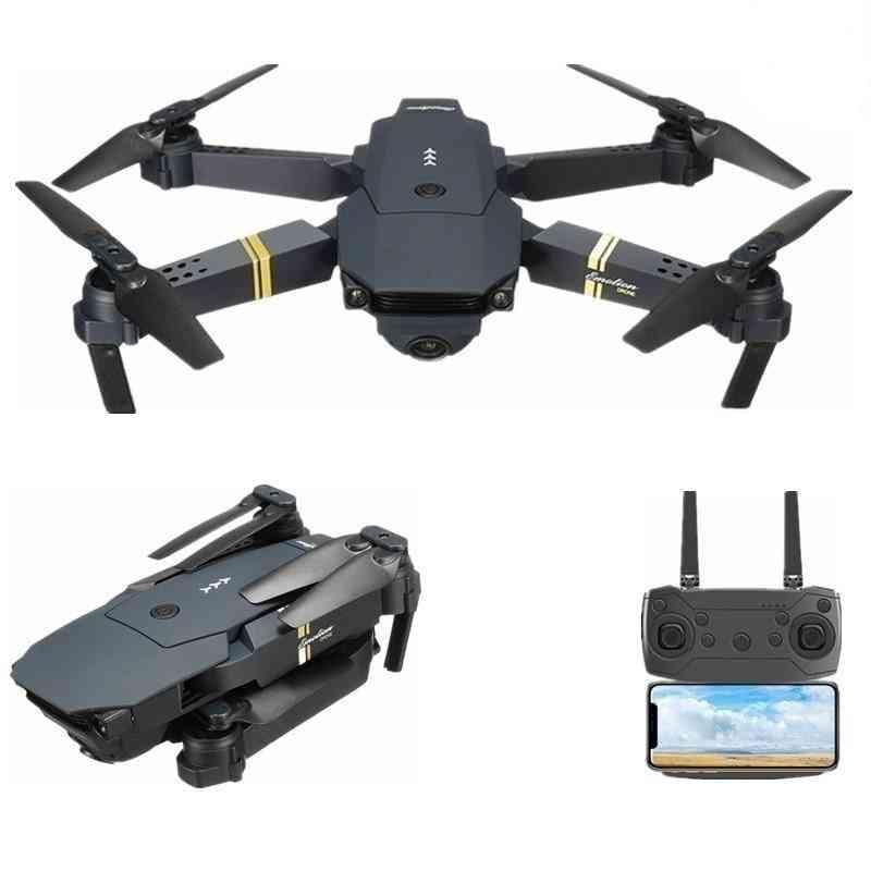 E58 Wide Angle Rc 4k Hd Professional Quadcopter Drone