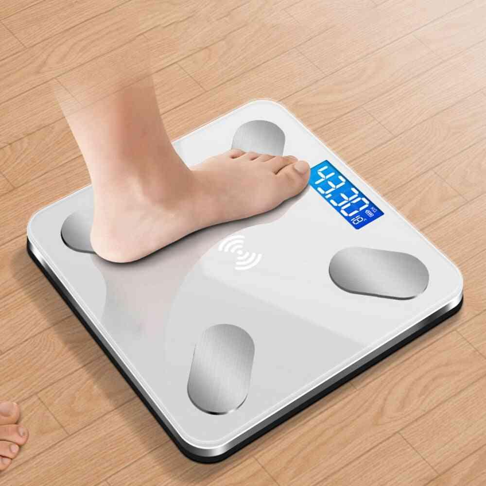 Usb Scientific Weights Scale - Floor Body Weight Balance