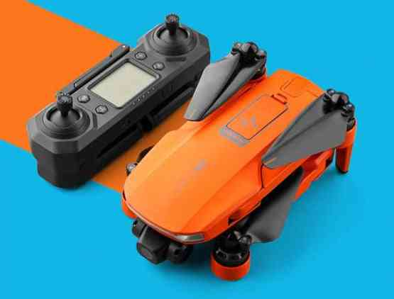 4k Gps, 5g Wifi, Camera Brushless Motor Supports - Rc Quadcopter Drone