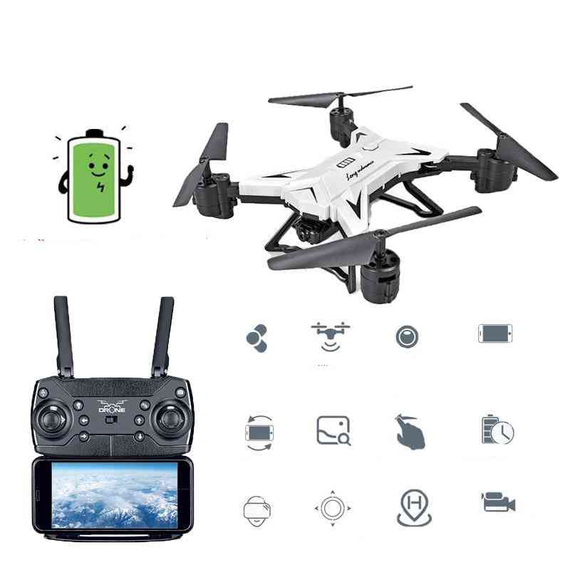 Ky601s Foldable Remote Control Professional Drone