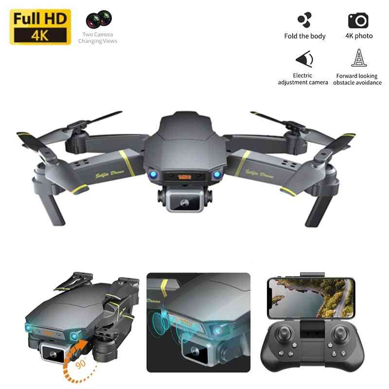 Fpv Drones 4k With Camera - Rc Quadcopter
