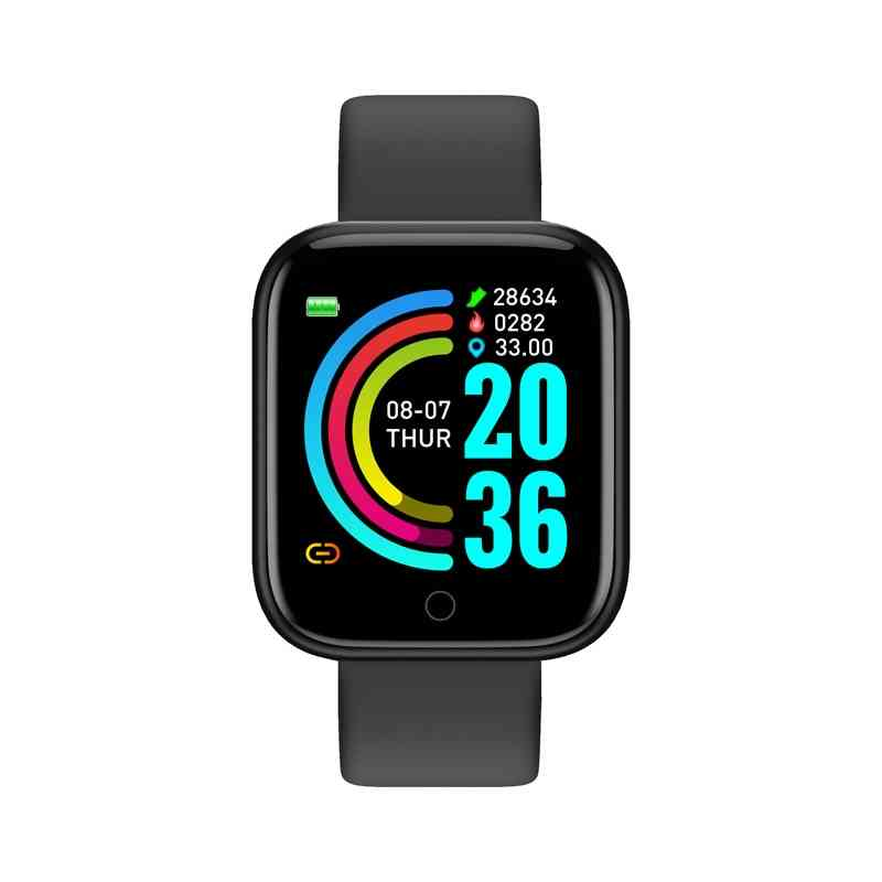 Smartwatch / Women - Waterproof Heart Rate Monitor Compatible With Android And Ios