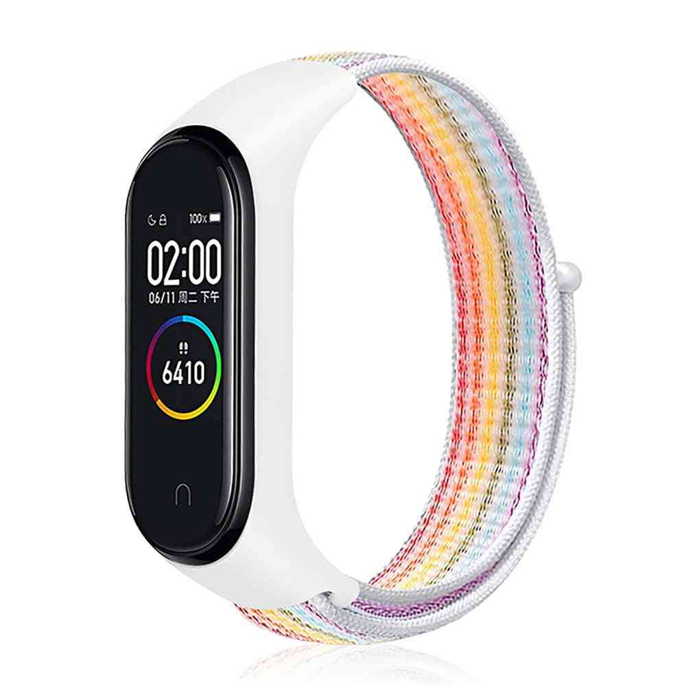 Colorful Strap Bracelet ,accessories For Xiaomi Miband 3 - 4