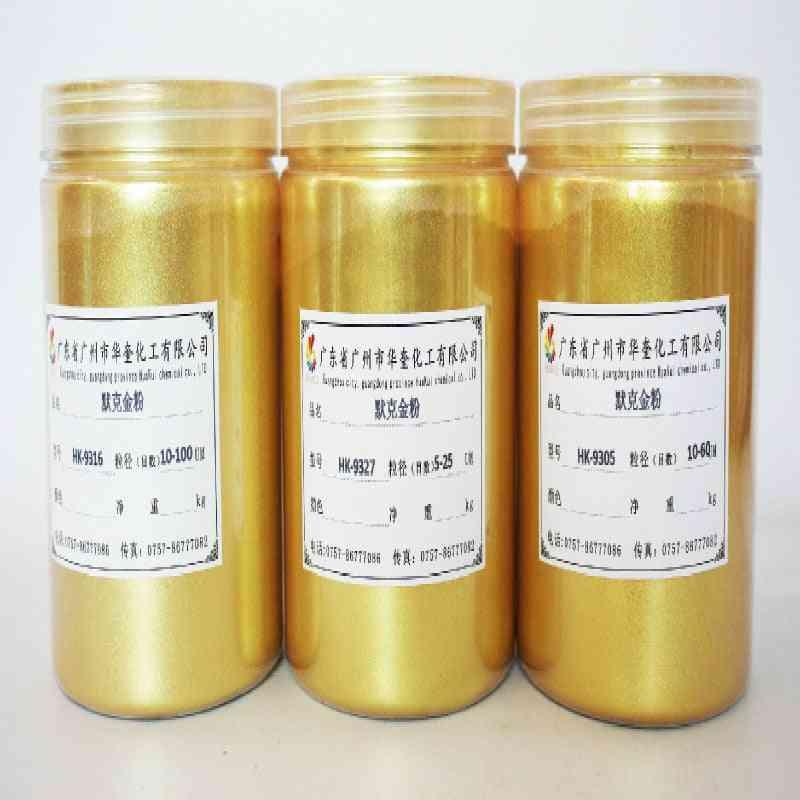 24k Gold Foil, Super Flash Import - Screen Printing, Couplet Powder