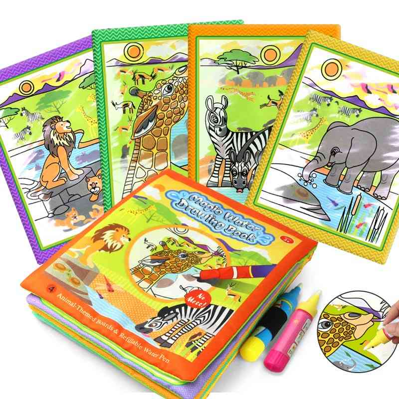 Coolplay Magic Toy,  Water Drawing, Coloring, Painting Board