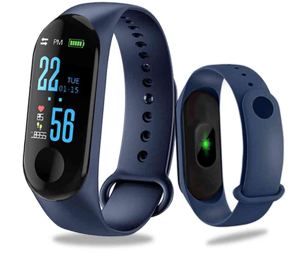 M3 Pro Smart Band Wristband Heart Rate Activity Fitness Tracker