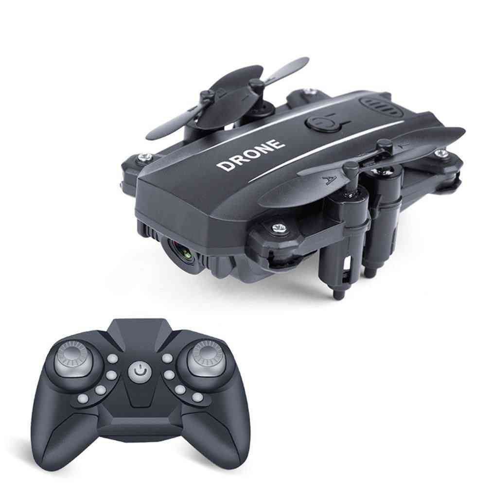 Mini Folding Drone - Wifi, Four Axis Aircraft, Remote Control Helicopter