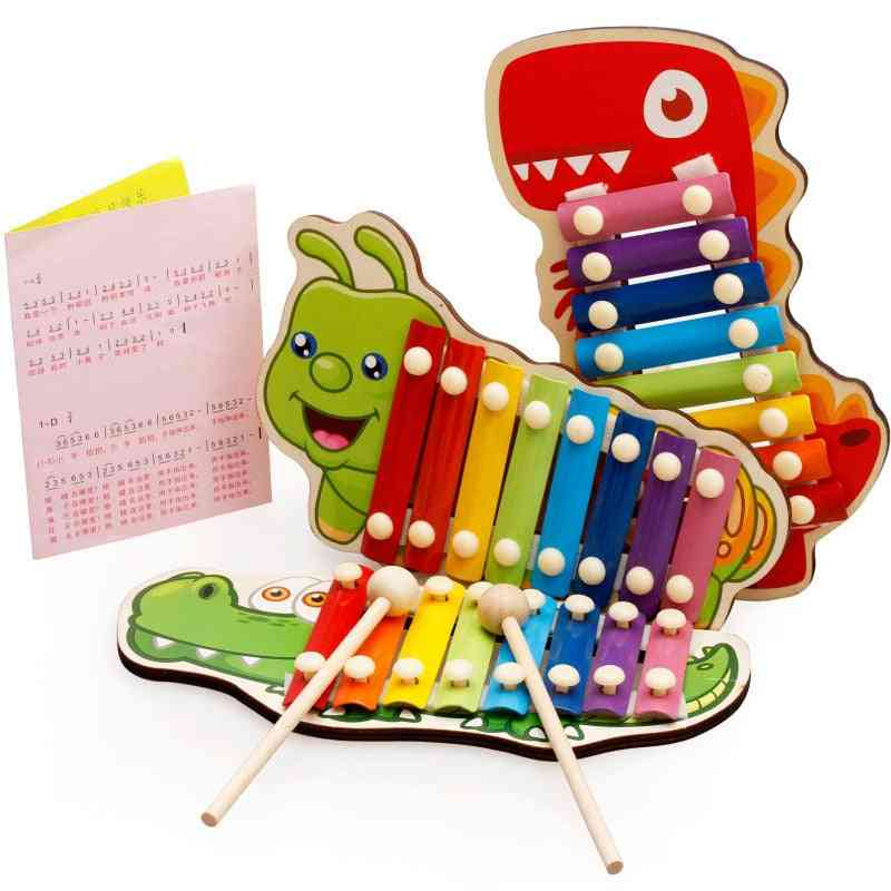 Wooden Xylophone Instrument For- Early Wisdom Development