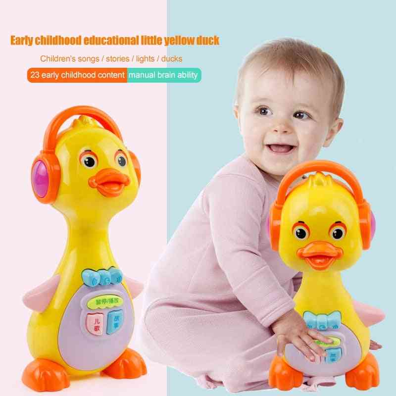 Baby Musical, Duck Lights Action Kids Music With Sound